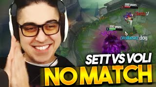 THIS SETT IS NO MATCH FOR MY VOLIBEAR!!@Trick2G