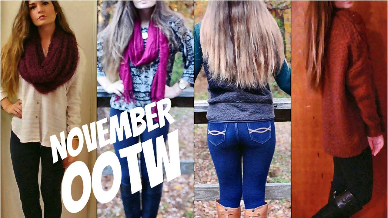 073822b93d89 November Outfits of the Week