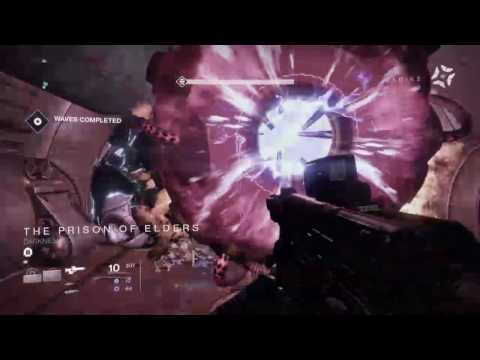 Destiny The taken king exotic hunt episode #4
