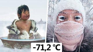 Dünyanın En Soğuk Şehrinde Bir Gün Geçirmek...