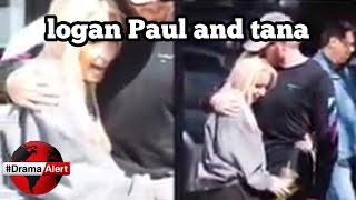 Logan Paul and Tana Mongeau TOGETHER??!!