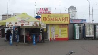 Сдаем в аренду киоск в кругу возле выхода из ст.м. Героев Днепра (внутри круга)(, 2015-01-29T13:24:15.000Z)