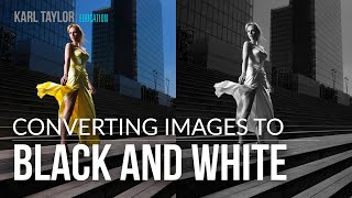 The most effective techniques for converting images to black and white