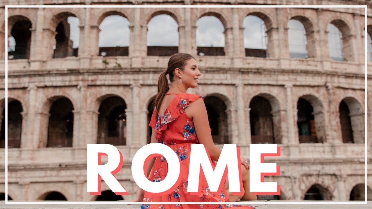 Rome Italy Travel Diary | How to See the Best of Rome in 3 Days