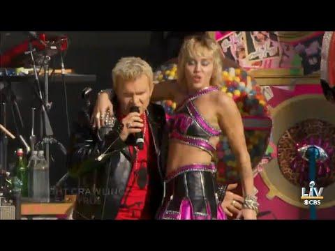 Miley Cyrus & Billy Idol | Night Crawling | Pre-Show SuperBowl 2021