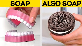 JAW-DROPPING DIY SOAP COMPILATION  Cool Soap Making And DIY Bath Bomb Ideas To Help You Relax