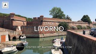 Livorno, Italy | Virtual Travel By Allthegoodies.com