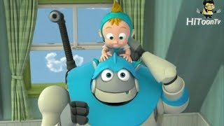 ARPO the Robot - Cartoon for All Kids #04