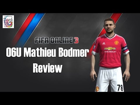 06U Mathieu Bodmer Review - Is He Worth It - FIFA ONLINE 3 (ENGLISH)