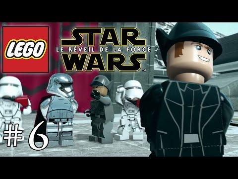 LEGO Star Wars Le Réveil de la Force FR #6 poster