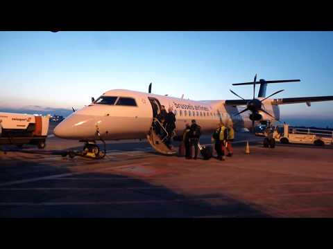 Brussels Airlines (Flybe)/Brussels-Billund/B light&Relax/ DH8-400 / APR 2016