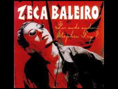Zeca Baleiro - Heavy Metal do Senhor (Vinheta) (Por Onde Andará Stephen Fry?)