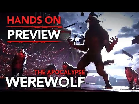 Werewolf: The Apocalypse - Heart of the Forest Hands-On Preview [GAMEPLAY]