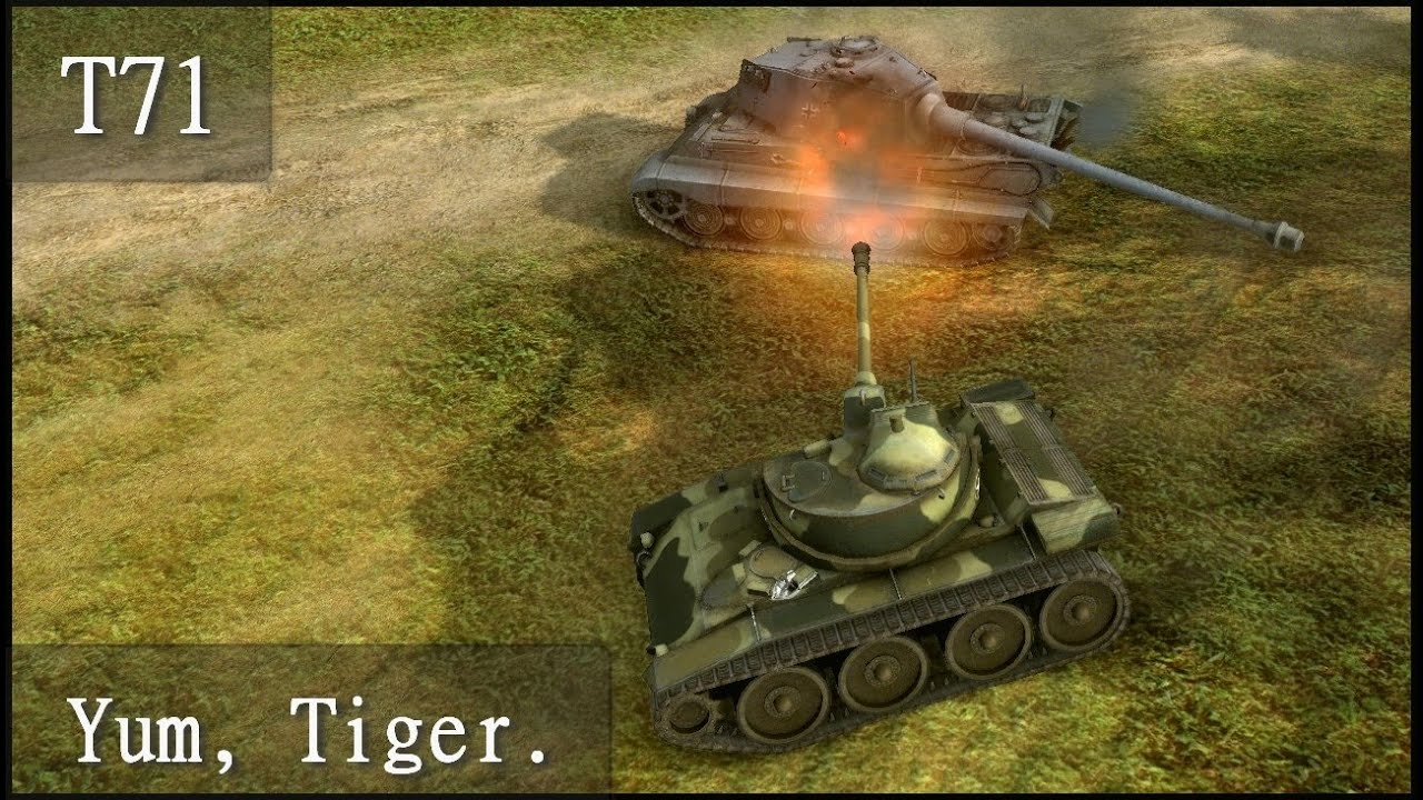 PSA about Snakebite, T-50-2, T71 Lycan, and AMX Chaffee matchmaking