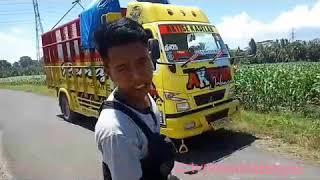 Gambar cover Vidio paling dicari buat STORY WA MU!!Maniac truck wajib nonton truck mbois ACTOR artise kaselar