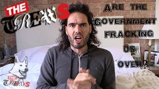 Are The Government Fracking Us Over? Russell Brand The Trews (E243)