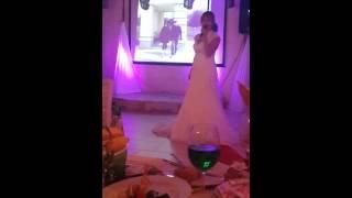 Песня невесты на свадьбе в Сочи