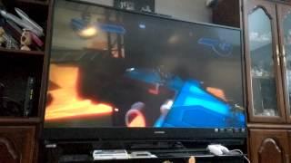 Spyborgs on Nintendo WII