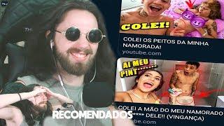 Baixar ELA COLOU O ''PAUL'' DO NAMORADO DELA, QUE LEGAL!