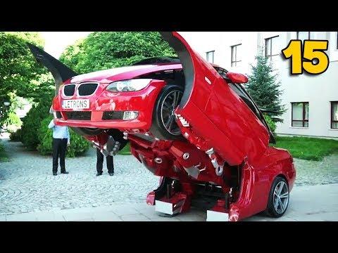 15 ยานยนต์ แปลงร่างได้ ทรานส์ฟอร์มเมอร์ส ในชีวิตจริง | OKyouLIKEs