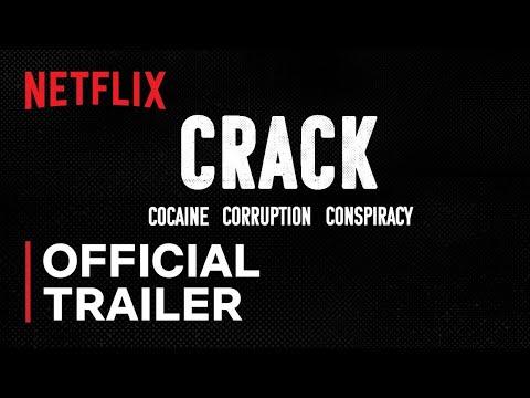 Crack: Cocaine, Corruption & Conspiracy   Official Trailer   Netflix