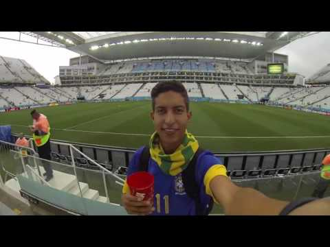 GoPro - World Cup 2014 Stadiums