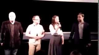 Премьера фильма «Корпоратив» в Петербурге-встреча с актерами(1)