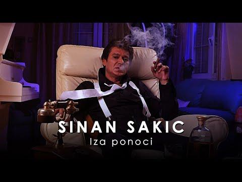 Sinan Sakic - Iza Ponoci - (Audio 2011)