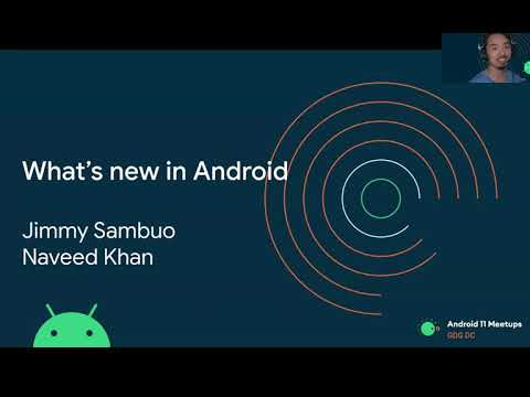 Android 11 Meetup | What\'s New in Android