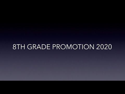 2020 Promotion - Jack London Middle School