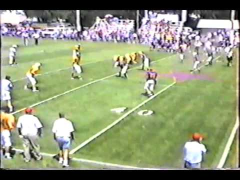 1998 Nebraska Six Man Football All Star Game part1