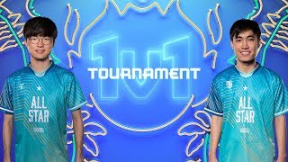 Faker vs. Levi [1v1 Tournament][All-Star Event 2019][07.12.2019]