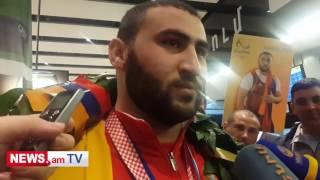Սիմոն Մարտիրոսյան  Հաղթանակս նվիրում եմ ամբողջ հայ ազգին