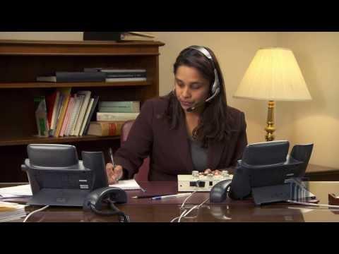 Telephone Interpreting Program in Federal Courts