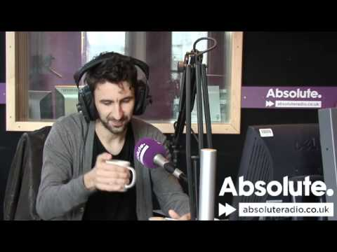 Interview: Mark Watson: On The Christian O'Connell Breakfast Show