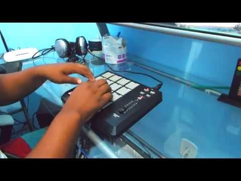 Montagem das Antigas - Volt Mix Baile de Corredor Dj Maick