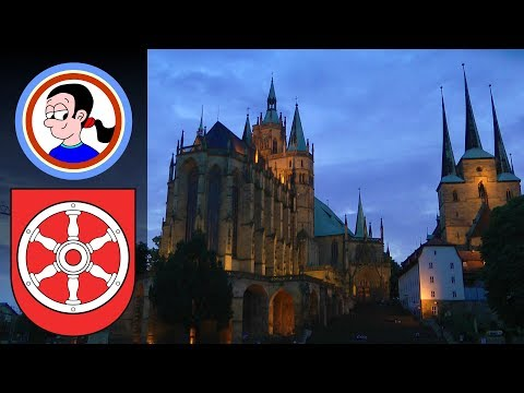 Destination 2017: Erfurt