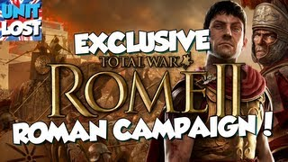 Total War: Rome 2 - Roman Campaign Gameplay