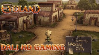 Evoland - Complete Evolution and Final Boss in 40 min. - PC Gameplay HD 1440p