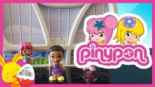 Pinypon - L'École de stylisme - Jouet et histoire pour les enfants - Touni Toys