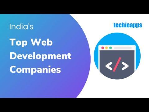 Top 10 Web Development Companies in India | Hire Best Web Developer