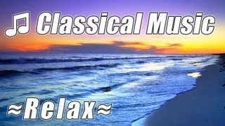 Classical Music for Studying The Blue Danube Waltz Orchestra Classic Strauss II 2001 Space Odyssey