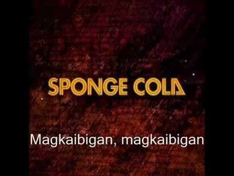 SpongeCola - Saan Na Nga Ba Ang Barkada Ngayon (with lyrics)