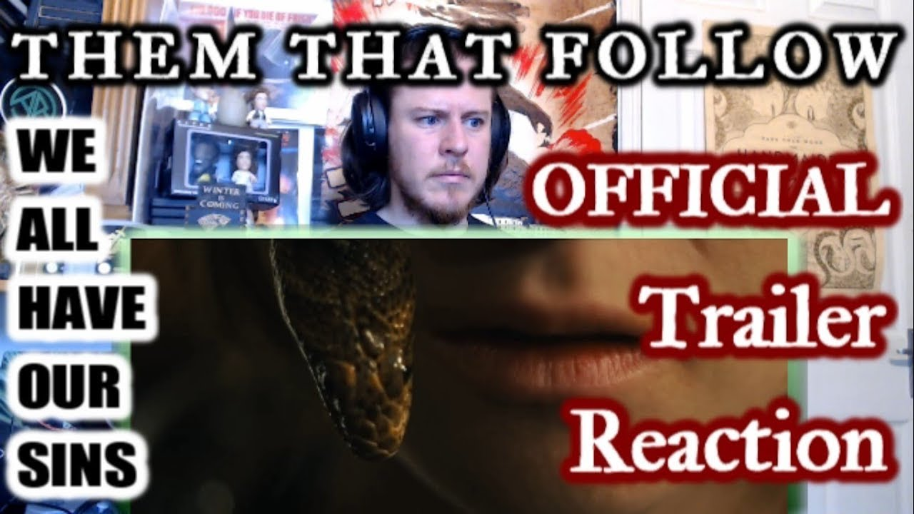 FULL Them That Follow | OFFICIAL Trailer | Reaction and Discussion