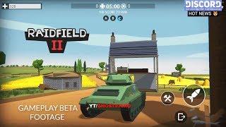 Raidfield 2 FIRST LOOK BETA DEVELOPER GAMEPLAY PART 3
