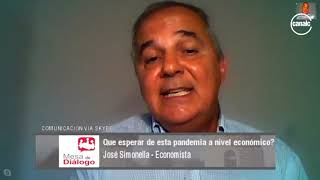 José Simonella: ¿Qué esperar de esta pandemia a nivel económico?