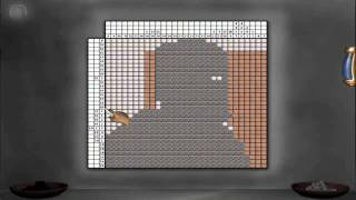 Sherlock Holmes: Mystery of the Mummy Walkthrough - The Tile Puzzle