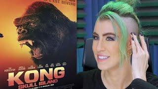 KONG: Skull Island Movie Review + Kedi + Kong vs. Godzilla