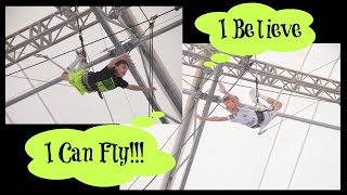 Trapeze School With The Coral Girls   WNLOLB