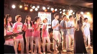 『表参道高校合唱部!』第8話の名場面「恋しくて」の曲をスライドにして...